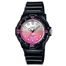 Casio Analog Casual Standard Black Ladies Lrw-200h-4e