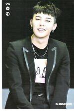 G dragon Postcards,korean boyband Bigbang member,Gdragon,Jiyong kwon, hagaki
