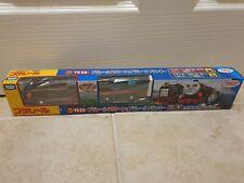 Hurricane with Frankie Tomy Plarail - Thomas The Tank Engine Trackmaster Train