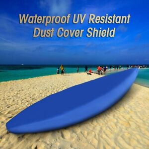 UV Resistant Canoe Boat Shield Accessories Dust Storage Cover Kayak Cover
