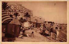 CPA  Cannes - Le Miramar - La Plage  (488312)
