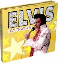 ELVIS Karaoke 3 Discs TCD2 53400 karaoke cdg NEW Madacy