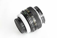 Canon FD 55mm F1.2, Silver nose, Made in Japan