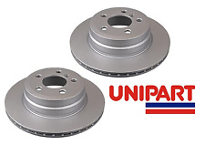 For Jeep - Grand Cherokee Rear Brake Discs Pair Unipart