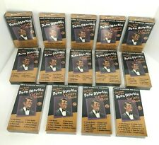 NEW Lot of 14 VHS Best of Dean Martin TV Variety Show Comedy Classic Gift