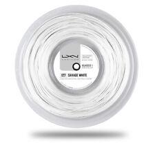 Wilson Luxilon Savage 127 White 200m 16gauge Tennis String WRZ902200