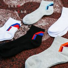 New 5 Pairs Ankle/Quarter Crew Mens Sport Soft Socks Cotton Low Cut Size 9-12