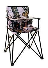 Ciao! Baby Portable High Chair, Pink Camo