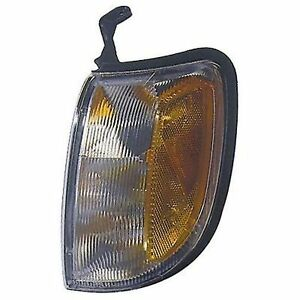 3151529LUS Left Turn Signal/Parking Light FOR 1998-99 Nissan Frontier/00 Xterra