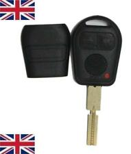 NEW BMW E46 E39 E38 E36 3/5/7 Series Z3 3 Button Remote Key Fob Case & Blade