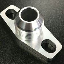 Turbocharger Oil Drain Return Flange GT3071R GT3076R GT3082R GT35 Turbo 10AN