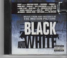 (FX682) Black And White, Music from the Motion Picture - 2000 CD