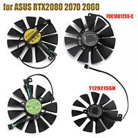 Grafikkarten-Lüfter Cooling Fan DC 12V für ASUS RTX2080 2070 2060 Reparaturteil