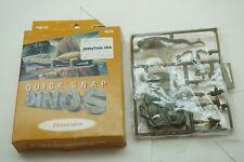 Vintage Revell Model Kit Quick Snap Dinos Dimetrodon Dinosaur Mini 1994 Mib