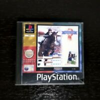 Riding Star Playstation 1 Complete European PAL PS1 Tested Very Good Condition