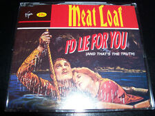 Meat Loaf / Meatloaf I'd Lie For You (And That's The Truth) Aus Print CD Single