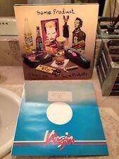 "Sex Pistols Some Product Lp & My Way 12"" Single Vintage RARE Punk Rock"