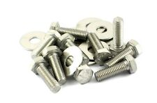 Ford Zetec Stainless Sump Pan Bolts Kit