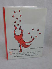 The Juggler of Our Lady by R.O. Blechman 1997 1stEd  Preface by Maurice SENDAK