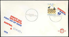 Netherlands 1978 Sports FDC First Day Cover #C27617