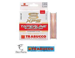 Filo Conico - TRABUCCO TAPER LINE 250mt 0,18-0,40