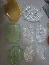 More details for vintage glass trays joblot house clearance