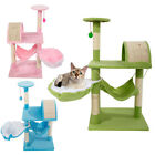 """New 32"""" Cat Tree Tower Condo Furniture Scratching Post Pet Kitty Play House"""