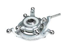 Microheli Blade 330X Silver Precision CNC Aluminum Swashplate MH-330X012