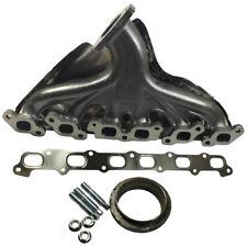 Exhaust Manifol &Gasket Kit FOR Buick Chevy GMC Isuzu Oldsmobile Saab L6 4.2