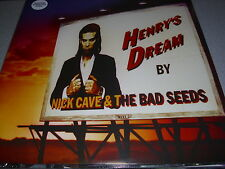 Nick Cave And The Bad Seeds - HENRY'S DREAM - LP Vinyl / Neu & OVP / Download