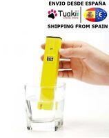 Medidor de PH digital LCD Test de Agua Acuario Piscina Medidor Probador