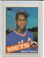 1985 Topps Tiffany Dwight Gooden RC RARE New York Mets #620 Rookie