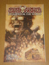DEAD WORLD REQUIEM FOR THE WORLD IMAGE GARY REED GN