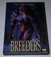 Breeders (DVD, *RARE opp