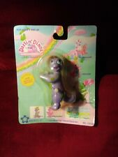 Vintage 1992 Darlin Dinos Mover Groovers Purple Dinosaur Wind Up Toy New