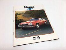 1979 Chevrolet Monza Brochure