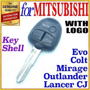 For Mitsubishi Lancer CJ/Outlander /Mirage /Colt /Remote Key Shell Case 3 Button