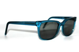 RetroSuperFuture Sunglasses Blue 561/3A New Lenses. Hand Made in Italy