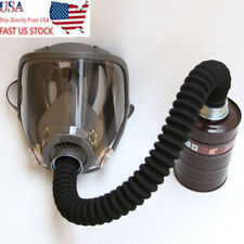 Upgrade Full Face Facepiece Respirator Gas Dust Mask F 6800 Dust Paint Spraying