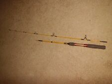 "Vintage SABRE UL6122 Ultra Light Spinning 5'6"" Rod made in USA"