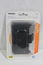 NEW Otterbox Defender Series Case Holster iPhone 4 Black NIB