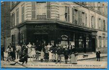 CPA: Boulogne sur Seine - Maison Langevin fondée en 1865