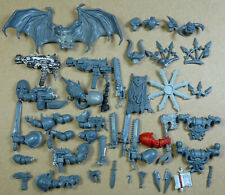 CITADEL - Chaos Space Marines - Assorted Used Bits - Warhammer 40K
