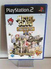 Metal Slug Anthology für Playstation 2 PS2 PS 2 *OVP+Anleitung A5567