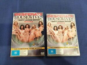 Desperate Housewives DVD Season 3 Region 4 Free Tracked Postage