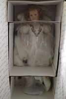 DANBURY MINT LITTLE PRINCESS DOLL SHIRLEY TEMPLE COLLECTION 21'' NIB