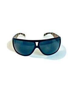 Filtrate Eyewear - Polarized - Wrap Style - Asphalt Rasta Sunglasses