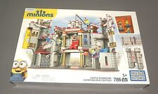 MINIONS Movie Castle Adventure Mega Bloks CNT39 Minion Construction Set