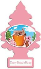 Little Trees Cherry Blossom Honey Scent Tree Air Freshener- 24 Pack