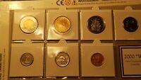 Canada 2000 W Complete Set Of 7 Coins.
